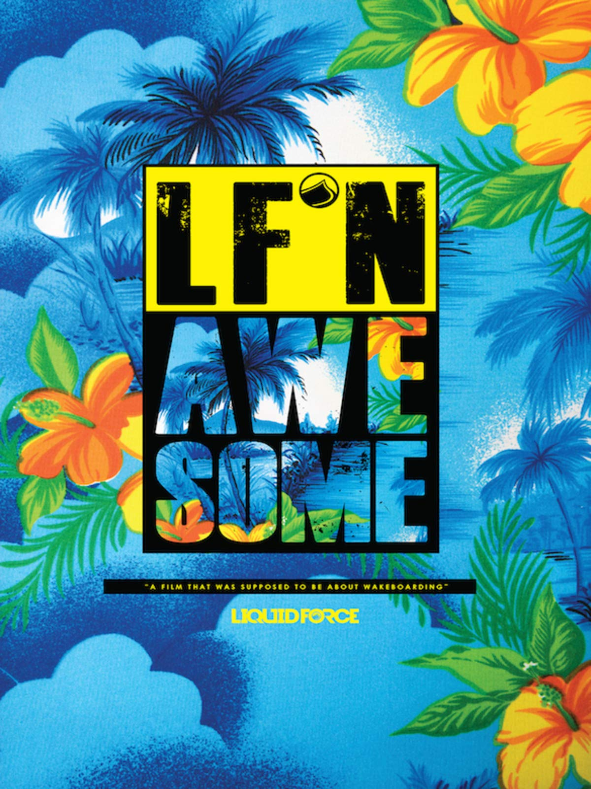 LF'N Awesome on Amazon Prime Video UK