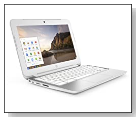 HP Chromebook 11-2110nr 11.6-Inch Laptop (Snow White) Review