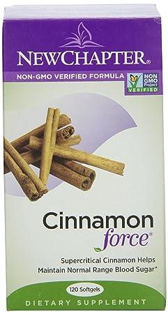 海淘保健品推荐:New Chapter Cinnamonforce 新章肉桂精华胶囊