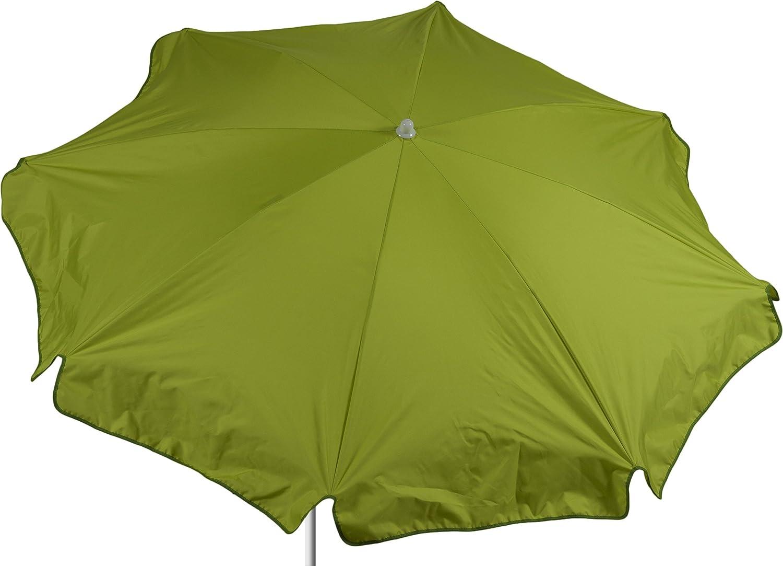 beo Sonnenschirme wasserabweisender, rund, Durchmesser 180 cm, hellgrün günstig bestellen