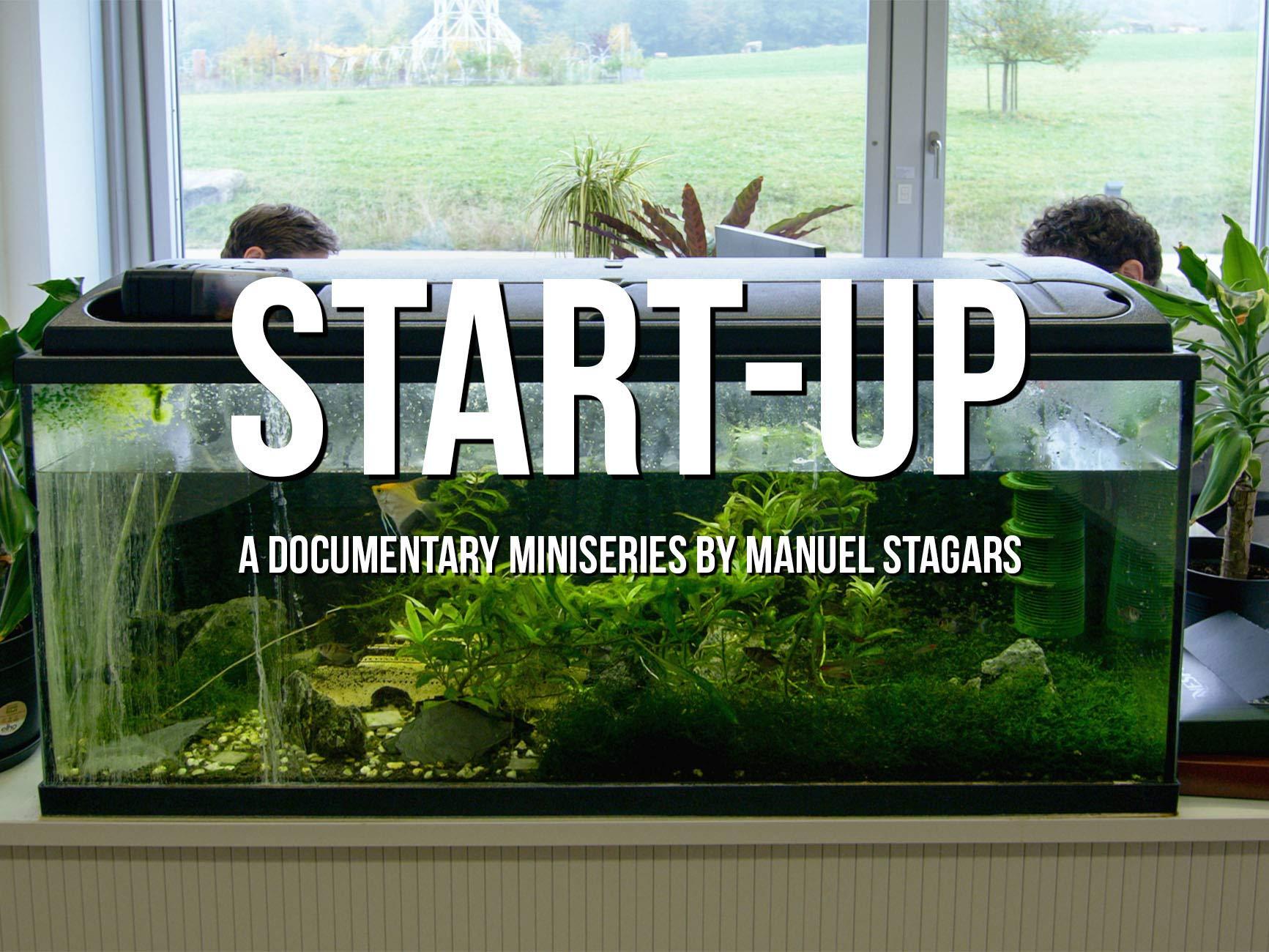 Start-up on Amazon Prime Video UK