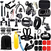 Iextreme 43-in-1 Action Camera Accessory Bundle for GoPro Hero