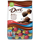 DOVE PROMISES Variety Mix Chocolate Candy 43.07-Ounce 153-Piece Bag (Tamaño: 153 Pieces)