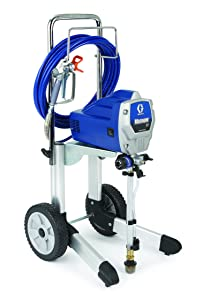 Graco Magnum 262805 X7 Hi-Boy Cart Airless Paint Sprayer