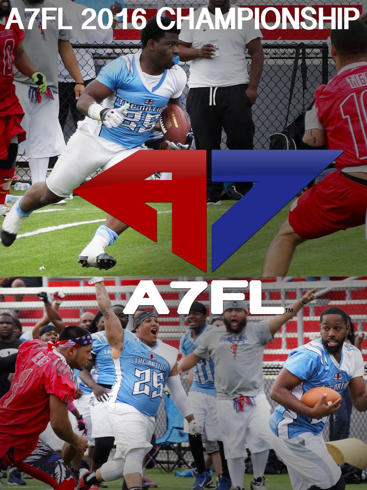 2016 A7FL Championship