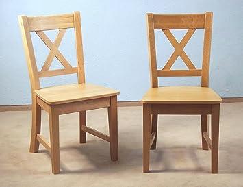 moebel direkt online stuhl m nchen massivholz 2er set buche natur lackiert de148. Black Bedroom Furniture Sets. Home Design Ideas