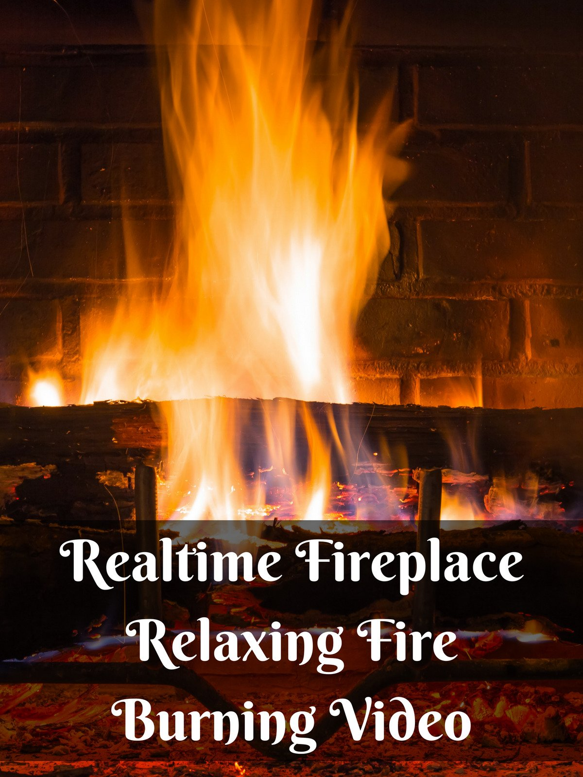 Realtime Fireplace