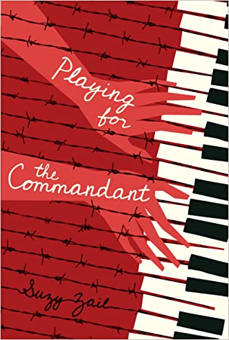 Playing for the Commandant written by Suzy Zail