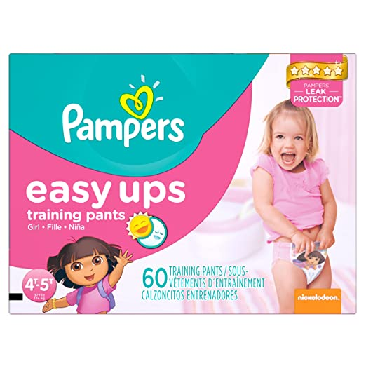 Pampers trainers coupons