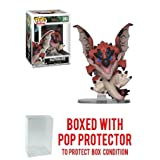 Funko Pop! Games: Monster Hunter - Rathalos Vinyl Figure (Bundled with Pop Box Protector Case)