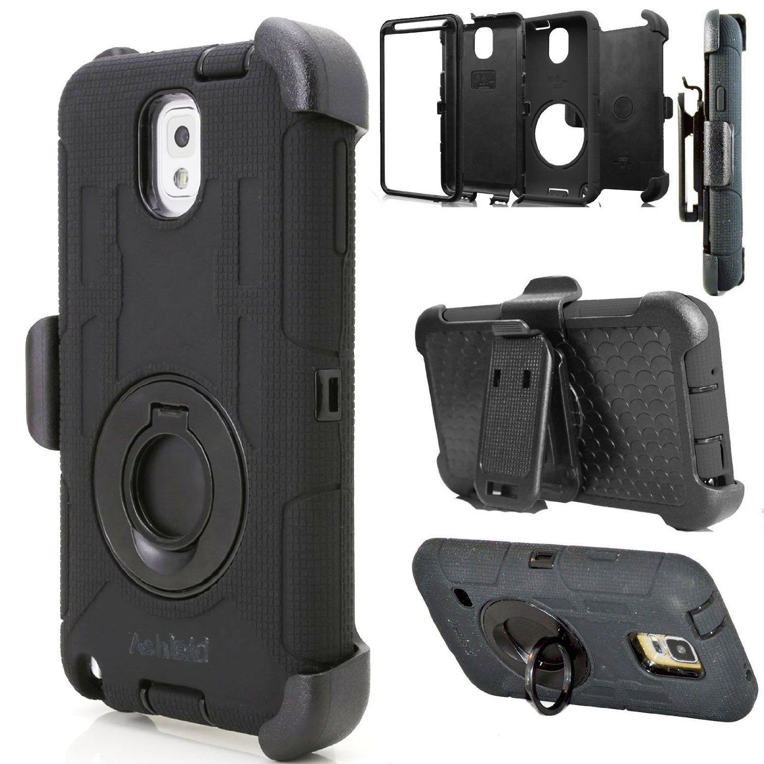 Review Of Ashield Military Shockproof Case Samsung