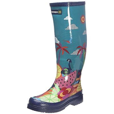 Havaianas Women's Printed Rain Wellingtons Boots