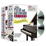 eMedia Piano and Keyboard Method Deluxe v3 (2 volume set)