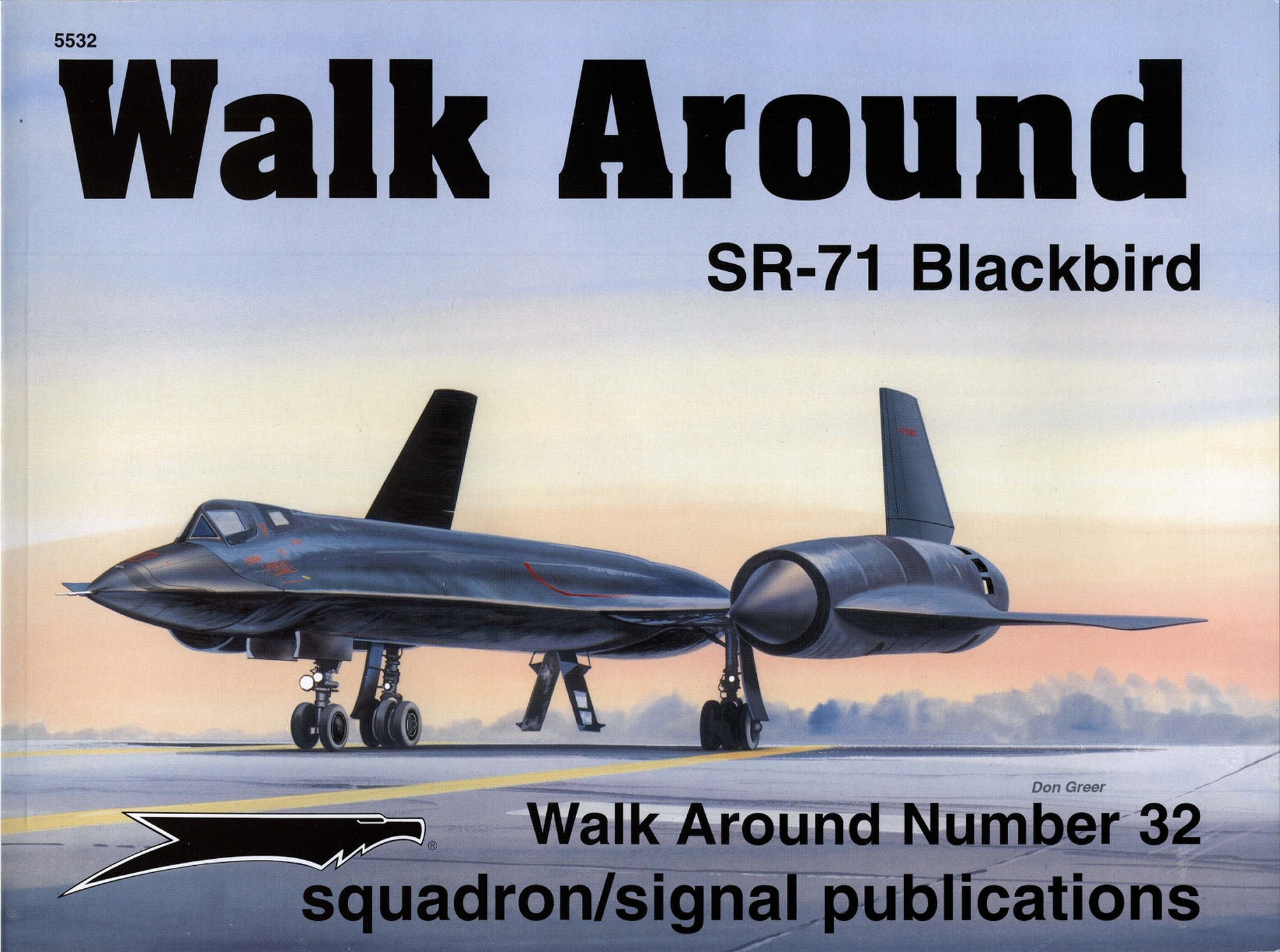 Buy SR-71 Blackbird (Walk Around No. 32) on Amazon.com