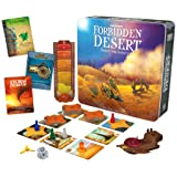 Forbidden Desert Board Game (Color: Multi, Tamaño: Standard)
