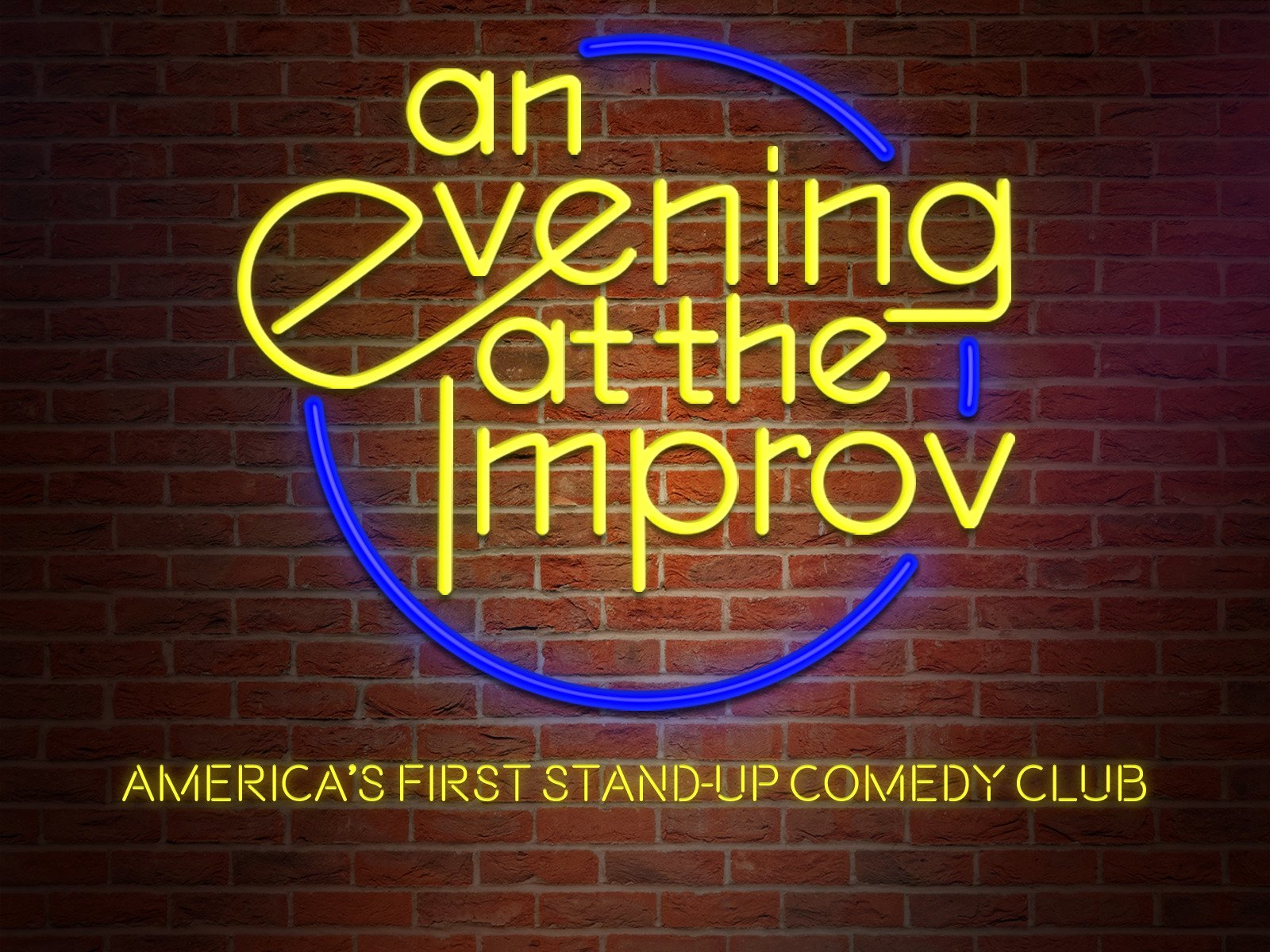 An Evening at the Improv on Amazon Prime Video UK
