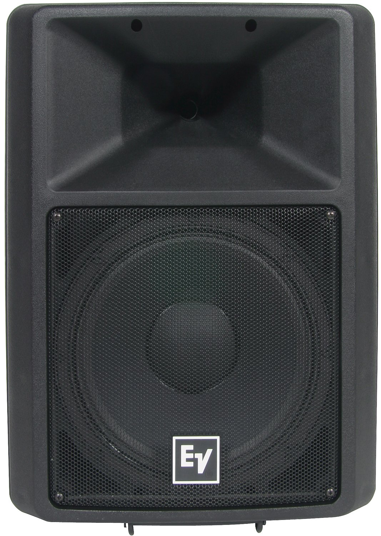 Electro-Voice エレクトロボイス ブラック SX300E (1本) 【国内正規品】