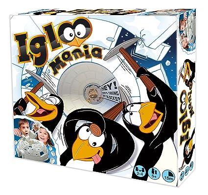 Igloo Mania – Jeu de Société Version Anglaise