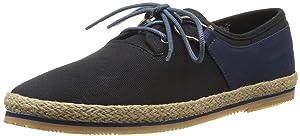 Schmoove Venice Club Wash Twill Wash Twill, Chaussures de ville homme   Commentaires en ligne plus informations