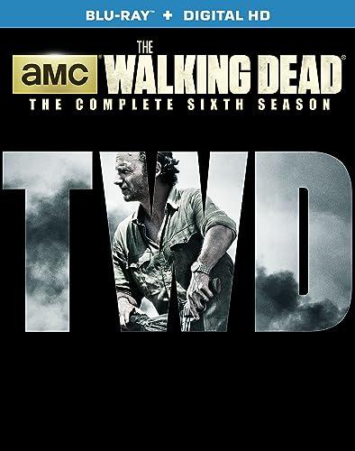 The Walking Dead, Season 6 on Blu-ray