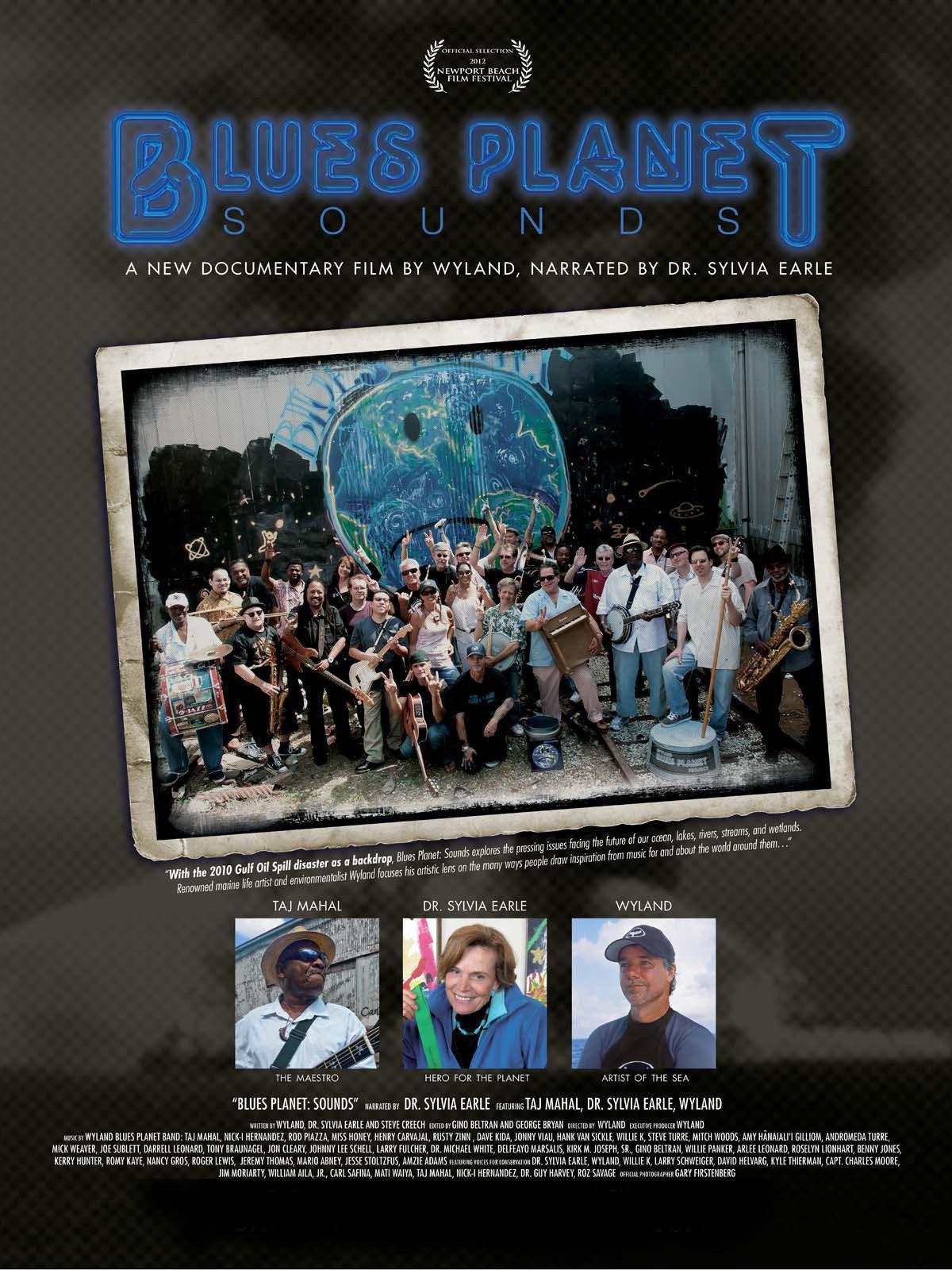 Blues Planet: Sound