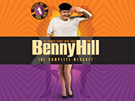 The Benny Hill Show Season 1