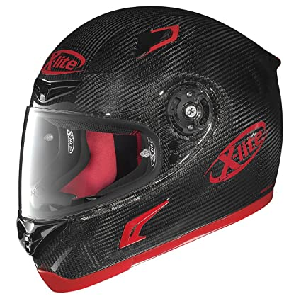 X-LITE - Casque X-802R Ultra Carbon Puro Sport Rouge