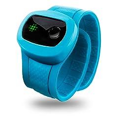 X-Doria KidFit Activity/Sleep Tracker for Kids (Blue)