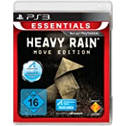 Post image for PS3 Essentials (früher Platinum) ab 15,99€ – z.B. Heavy Rain
