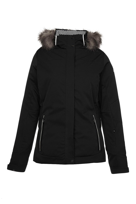 killtec - Damen Funktionsjacke in der Farbe schwarz, Winddicht - Wasserdicht - Atmungsaktiv, H/W 2015, Eliska (27364)