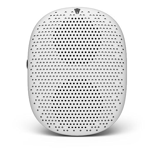PopDrop Wireless Speaker + Strap ICE WH
