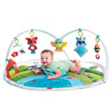 Tiny Love Dynamic Gymini Activity Mat, Meadow Days (Color: Multi)