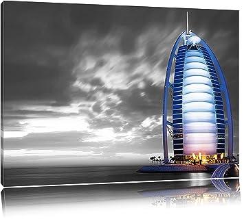 Dubai Burj al Arab, pittura su tela, grandi immagini XXL ...