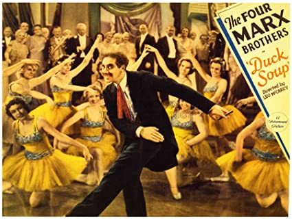 Duck Movie Posters Movie Film Duck Soup Marx