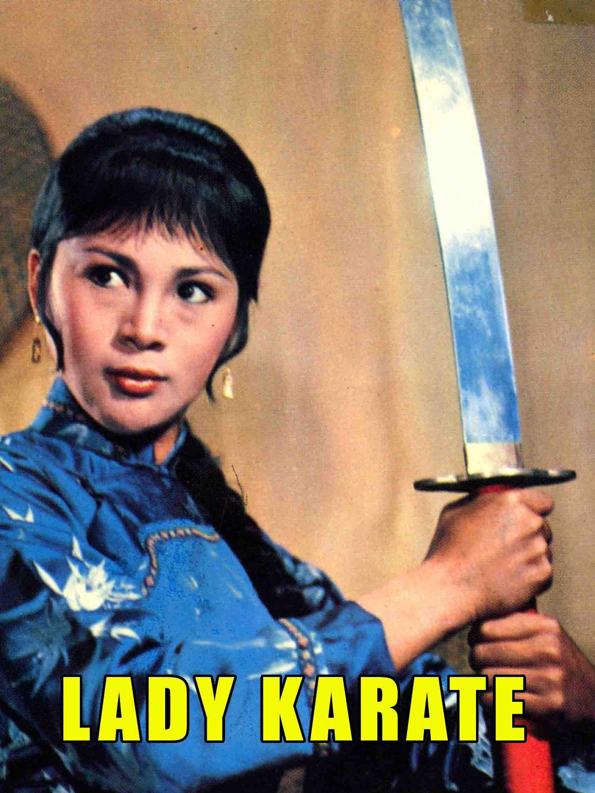 Lady Karate