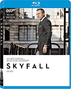 Skyfall on (Blu-ray + Digital HD)