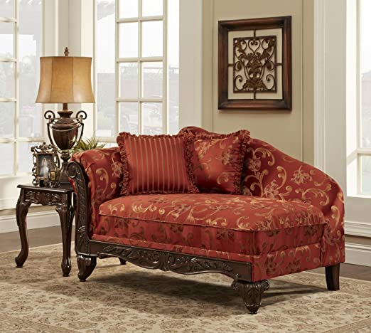 Chelsea Home Furniture Cecelia Chaise, Sara Port