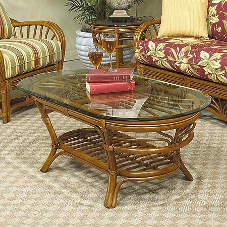 Antigua Coffee Table in Royal Oak