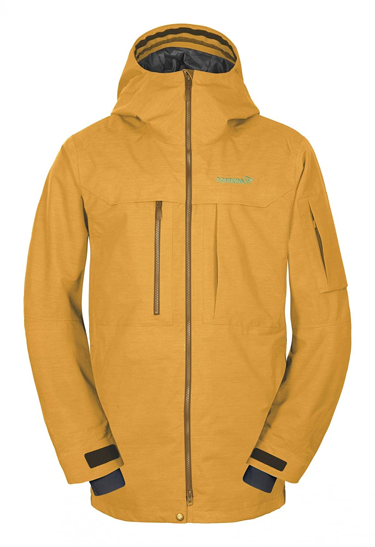 Herren Snowboard Jacke Norrona Roldal Gore-Tex PrimaLofty Jacket