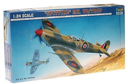Trumpeter 1:24 - Spitfire Mk.VB Trop