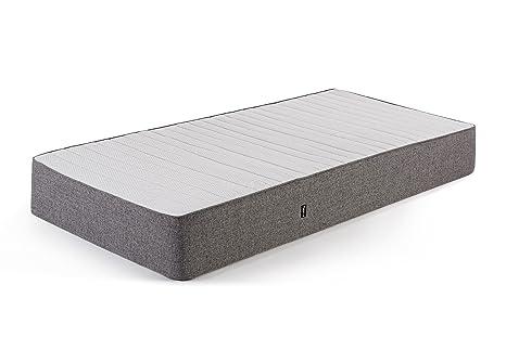 Hypnia Matratze 25 cm aus Memory-Schaum Doppelbettgröße 135x190 cm