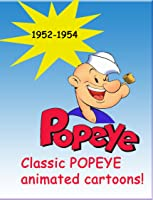 Popeye The Sailor 1952-1954 [Remastered & Restored]