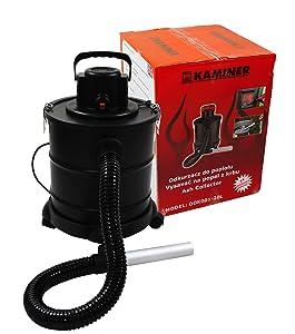 Aschesauger Kaminsauger 20 Liter mit Motor 1200W und HEPA Filter / #795   Kundenbewertung und Beschreibung