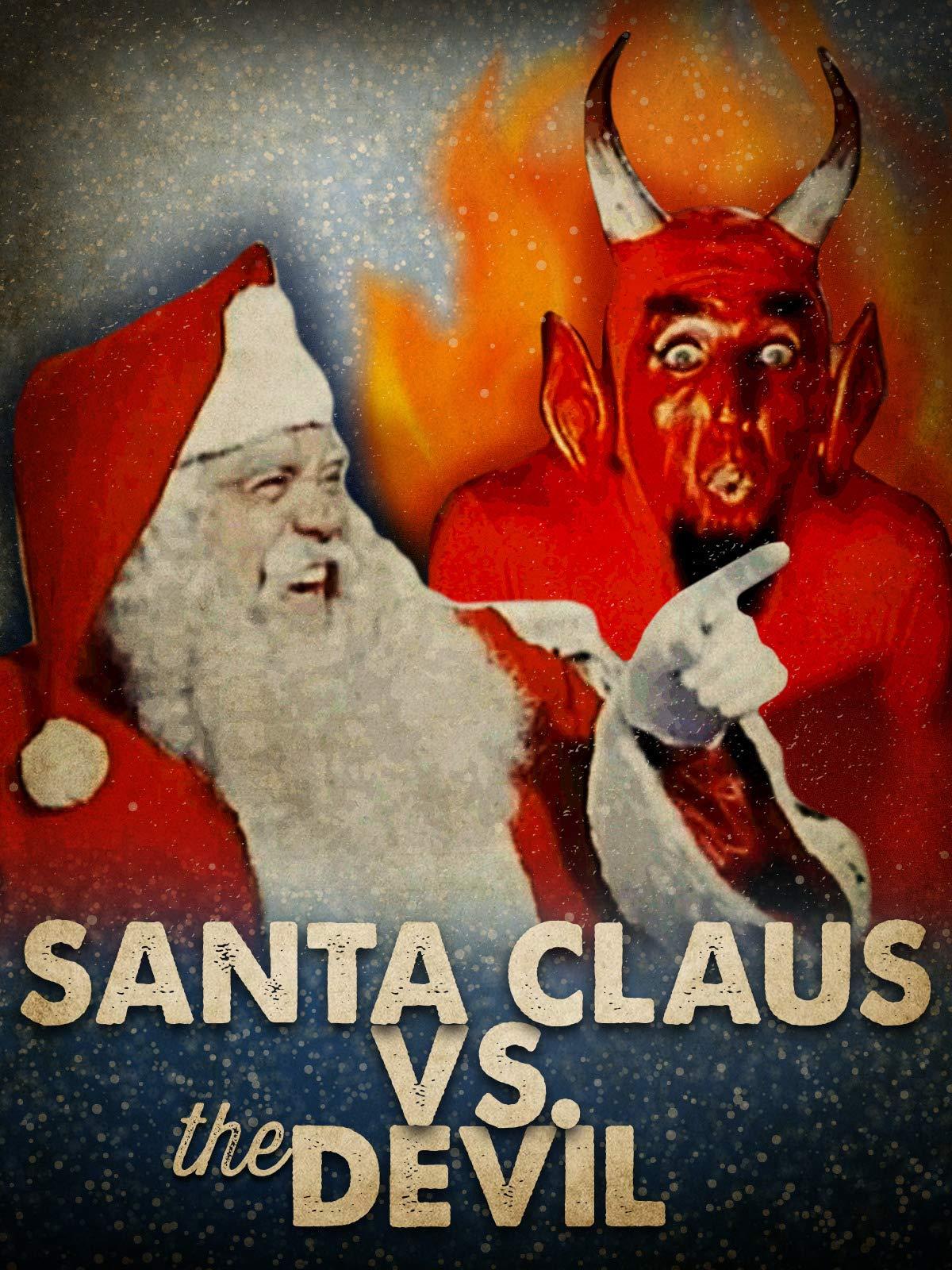 Santa Claus vs The Devil