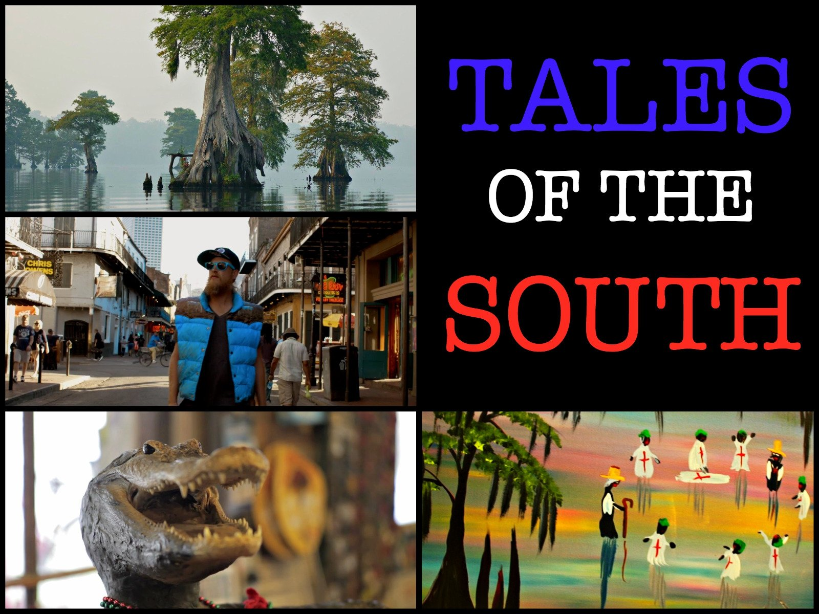 Tales of the South - Season 1