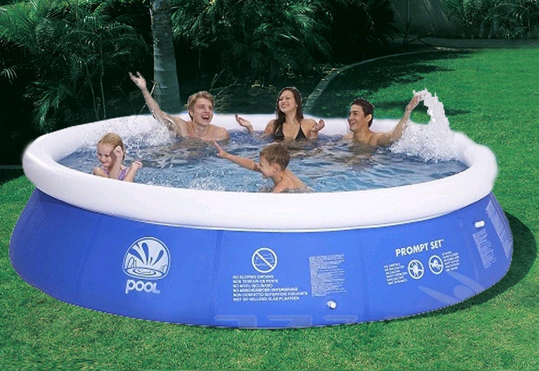 Sommerideen: Schwimmbad Pumpe und Filter enthalten. Maßnahmen 300×76 cm jetzt bestellen