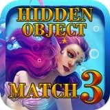 Hidden Object - Mermaid Wonders