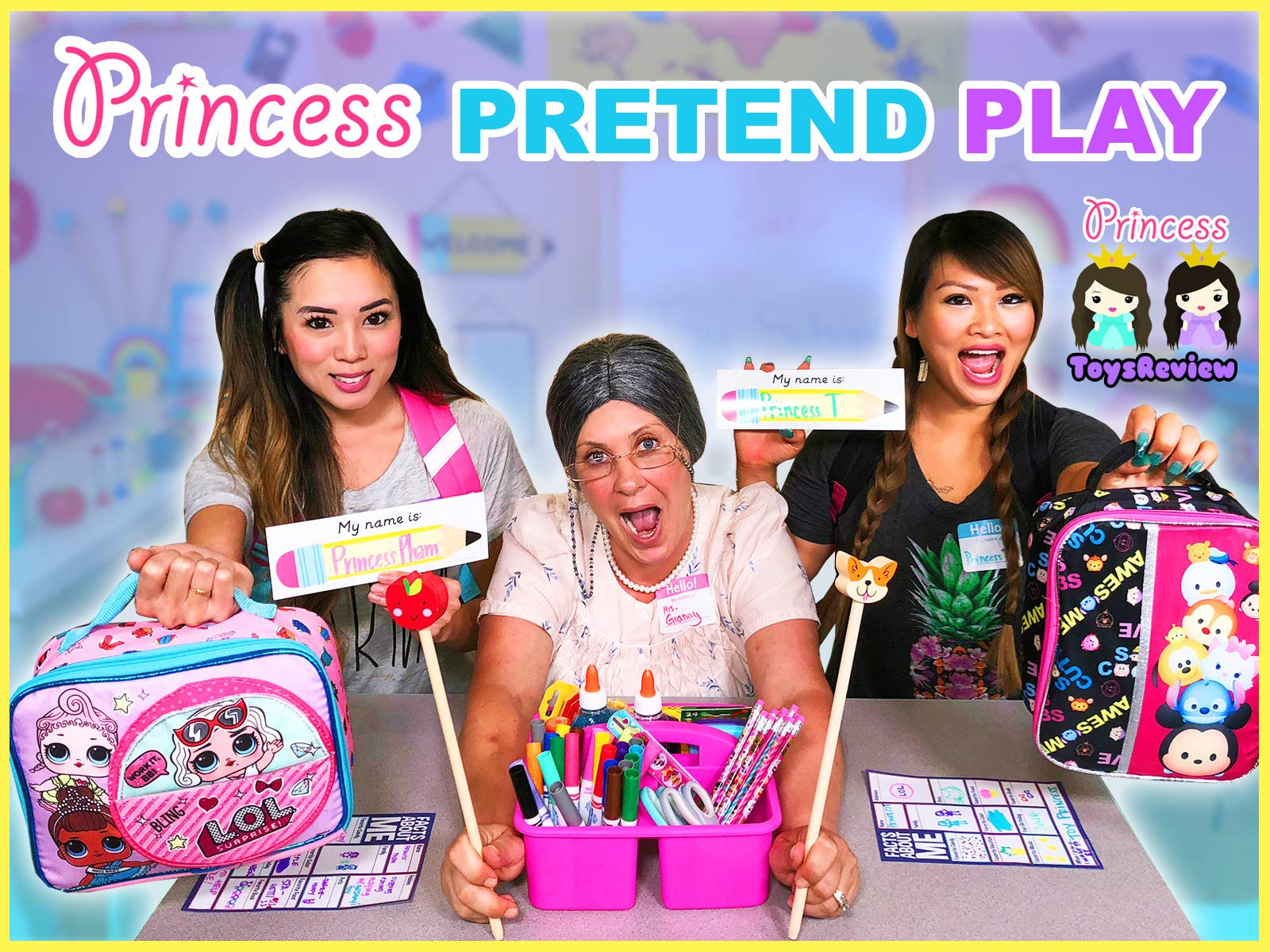 Clip: Princess Pretend Play - Season 3