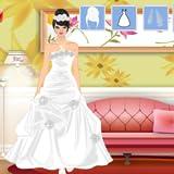Bride Girl Dress