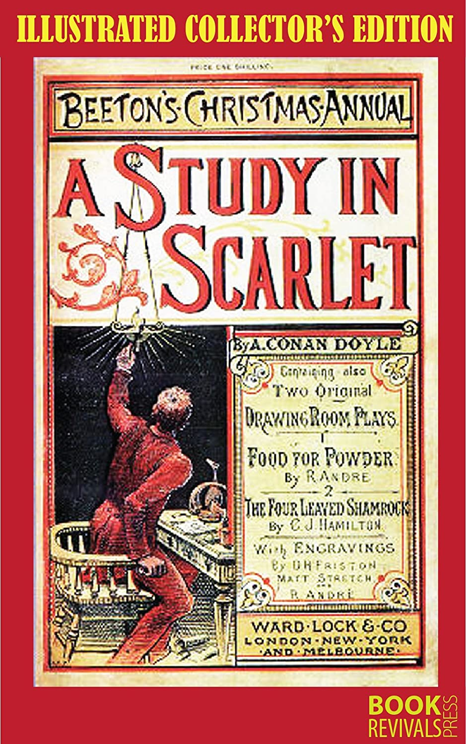 Analysis of A Study In Scarlet (Part 1) | Sherlock Holmes